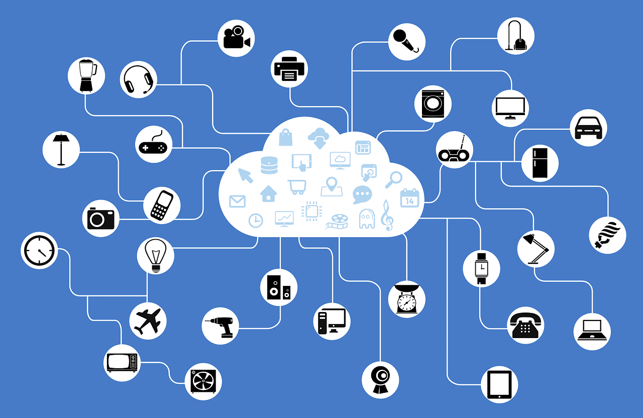 The Rise Of Smart Factories With Cloud Computing & Iot