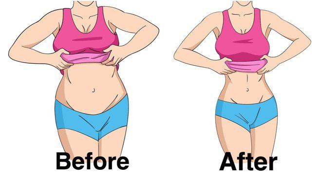 Foods That Will Help You to Lose Your Belly Fat Immediately!