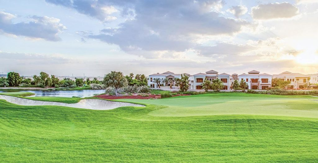 Jumeirah Golf Estates-Dubai