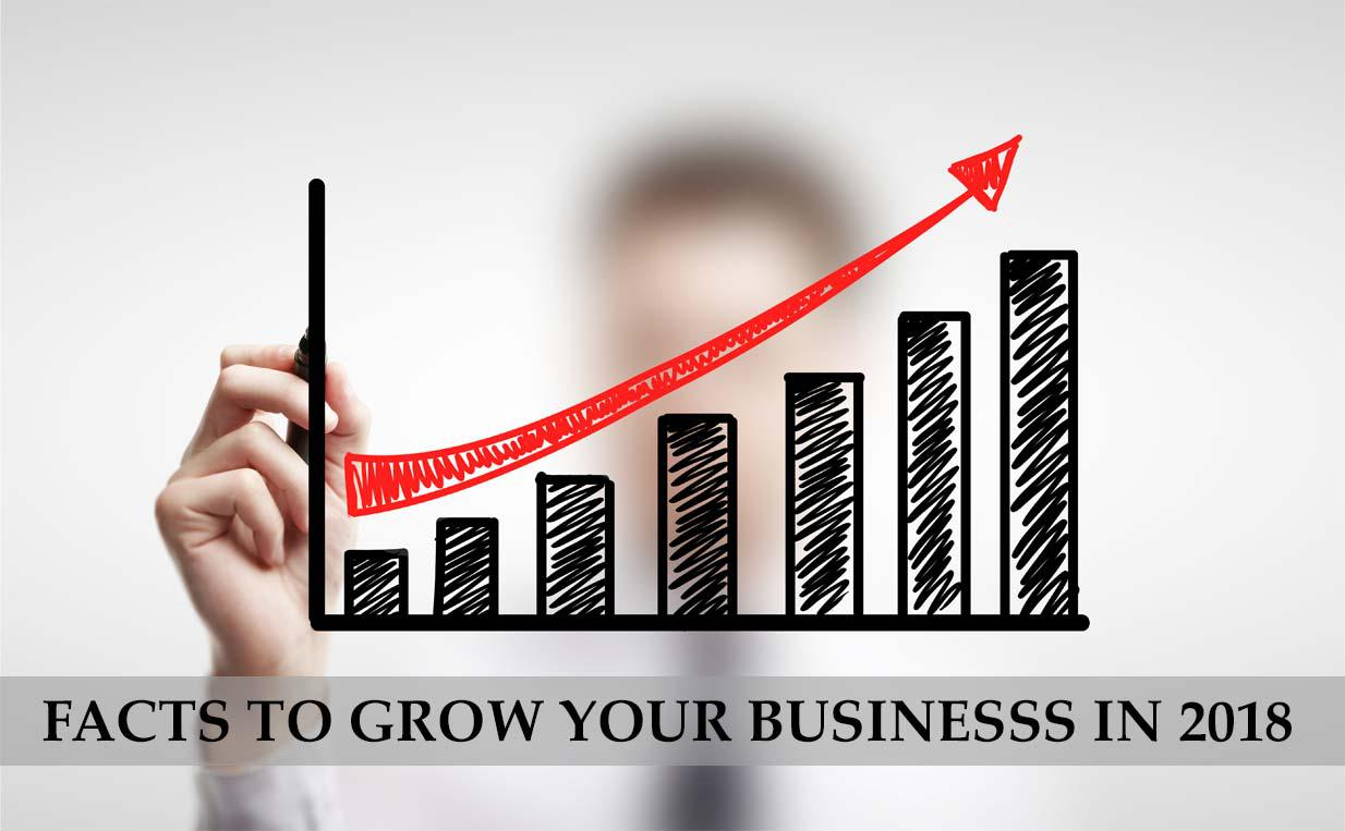 Top 10 Factor That Will Help You Grow Your Business In 2018: