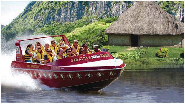 Sigatoka River And Cave Safaris
