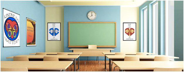 Schools Use Educational Posters To Boost Performance