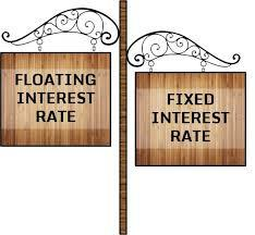 Which one is better? Floating or fixed rate of Interest