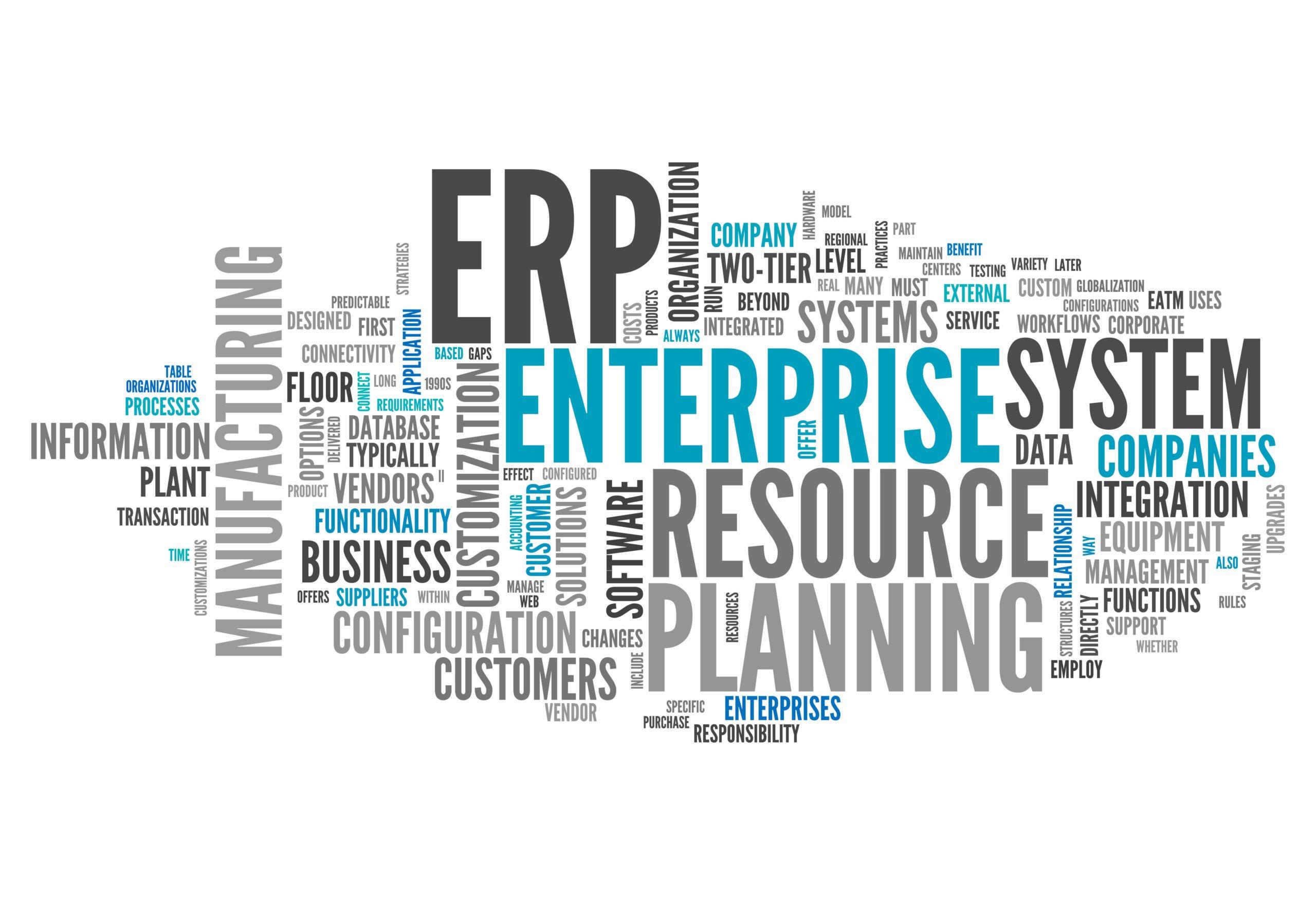 5 Benefits of an ERP (Enterprise Resource Planning) System