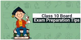 Important Tips to Score More in Class 10 Board Exams