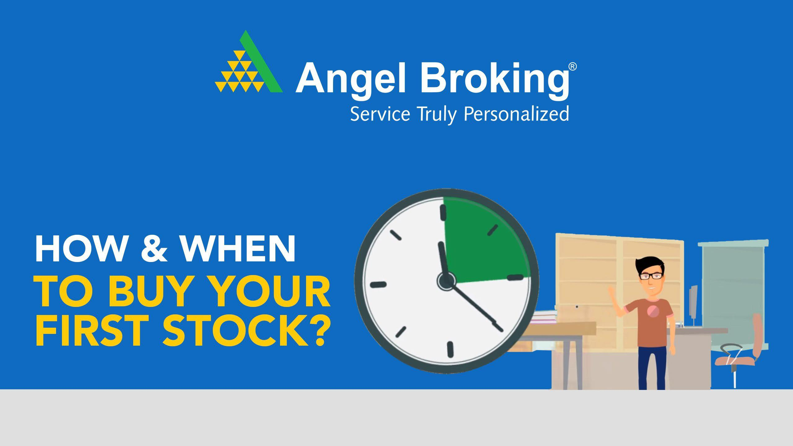 About Angel Broking Demat Account