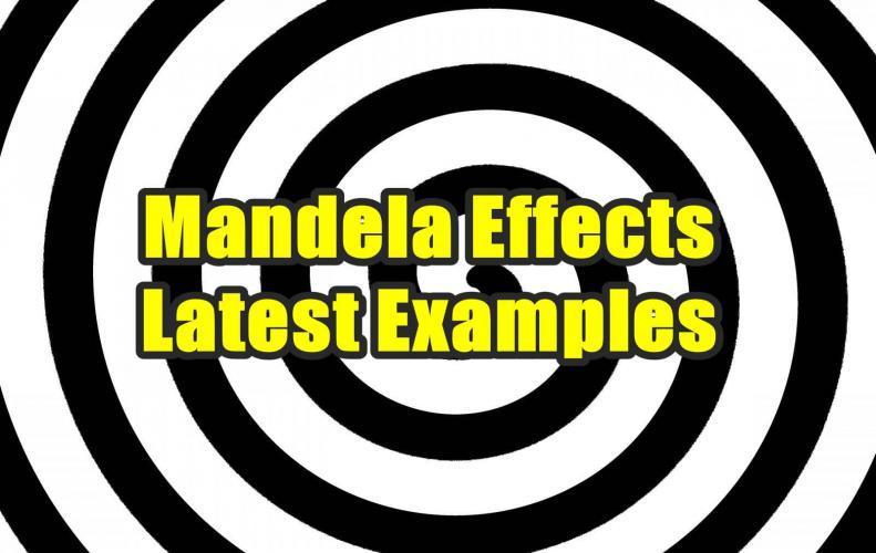 mandela effect examples