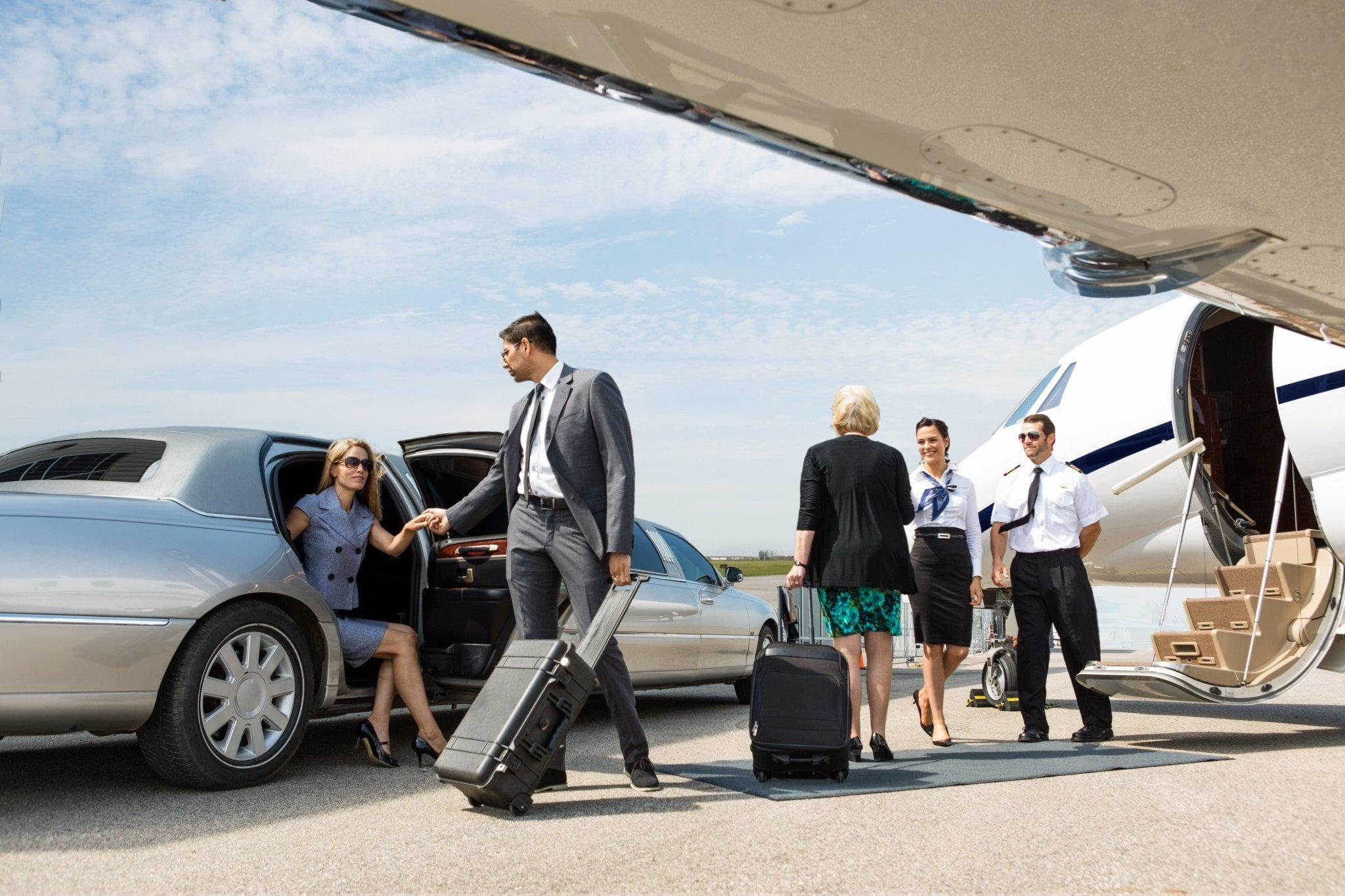 Airport Limo Service-Travel in Style in NJ