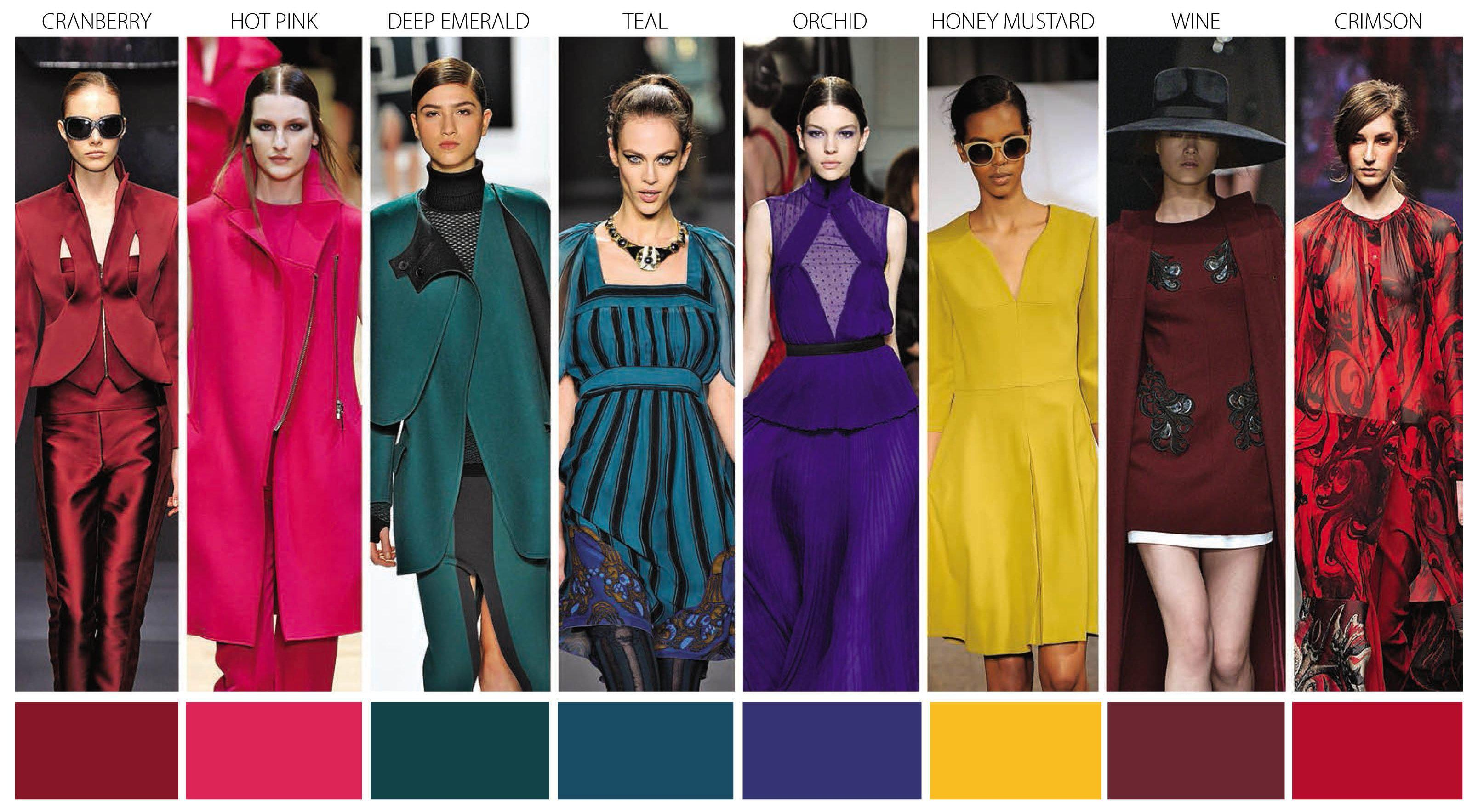 7 Ways to Wear Bold and Beautiful Colors