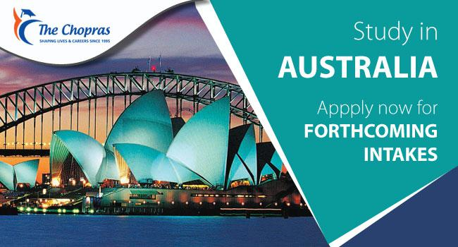 Study in Australia - Colleges, Courses, Eligibility, Cost & Visa Details