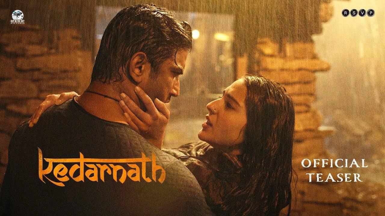 Kedarnath Movie Download In HD, 720p Watch Online