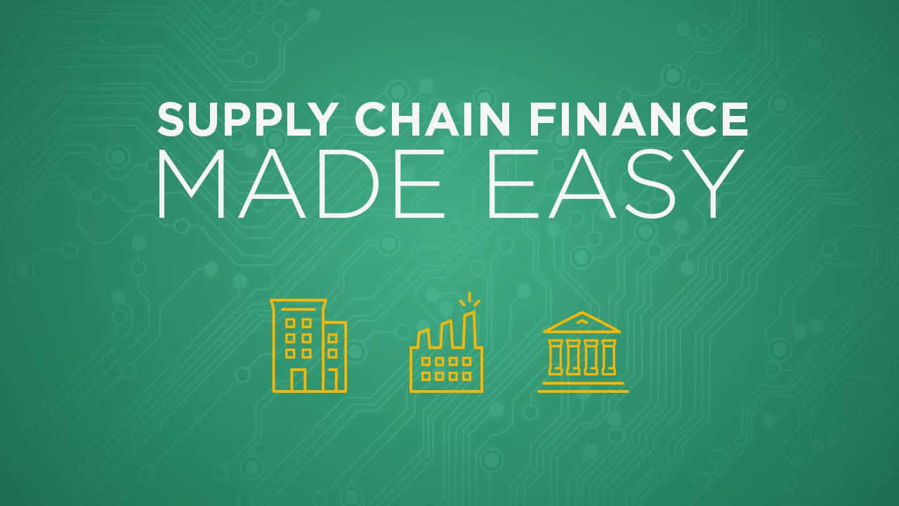 How Supply Chain Finance is Offering Companies a New Cash Source