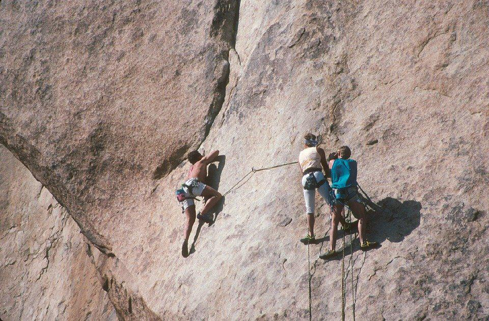 Reverse Mountain Climbers