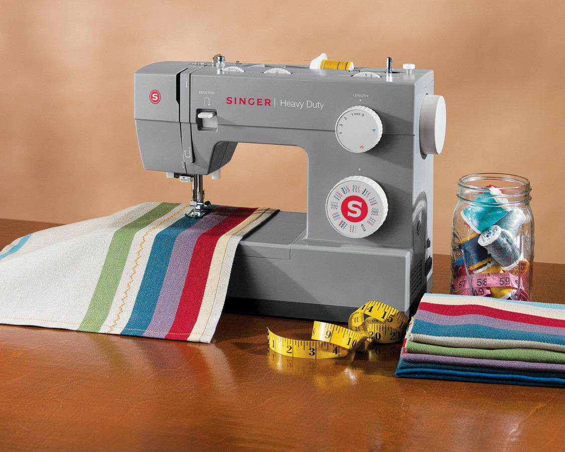 Comparison of Singer Heavy Duty Sewing Machines (what is the best?)