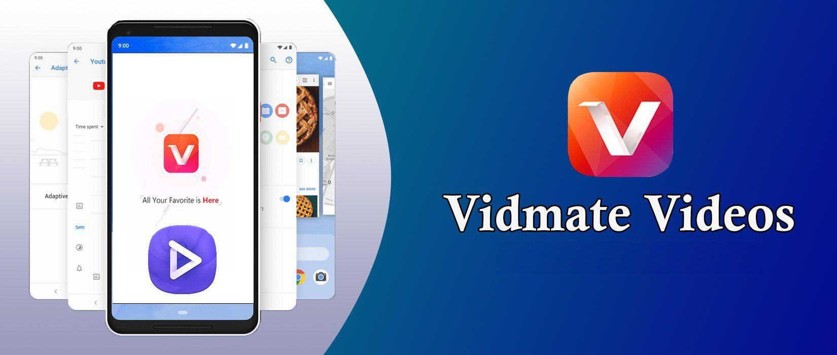 How Vidmate App Helpful To Download Videos?
