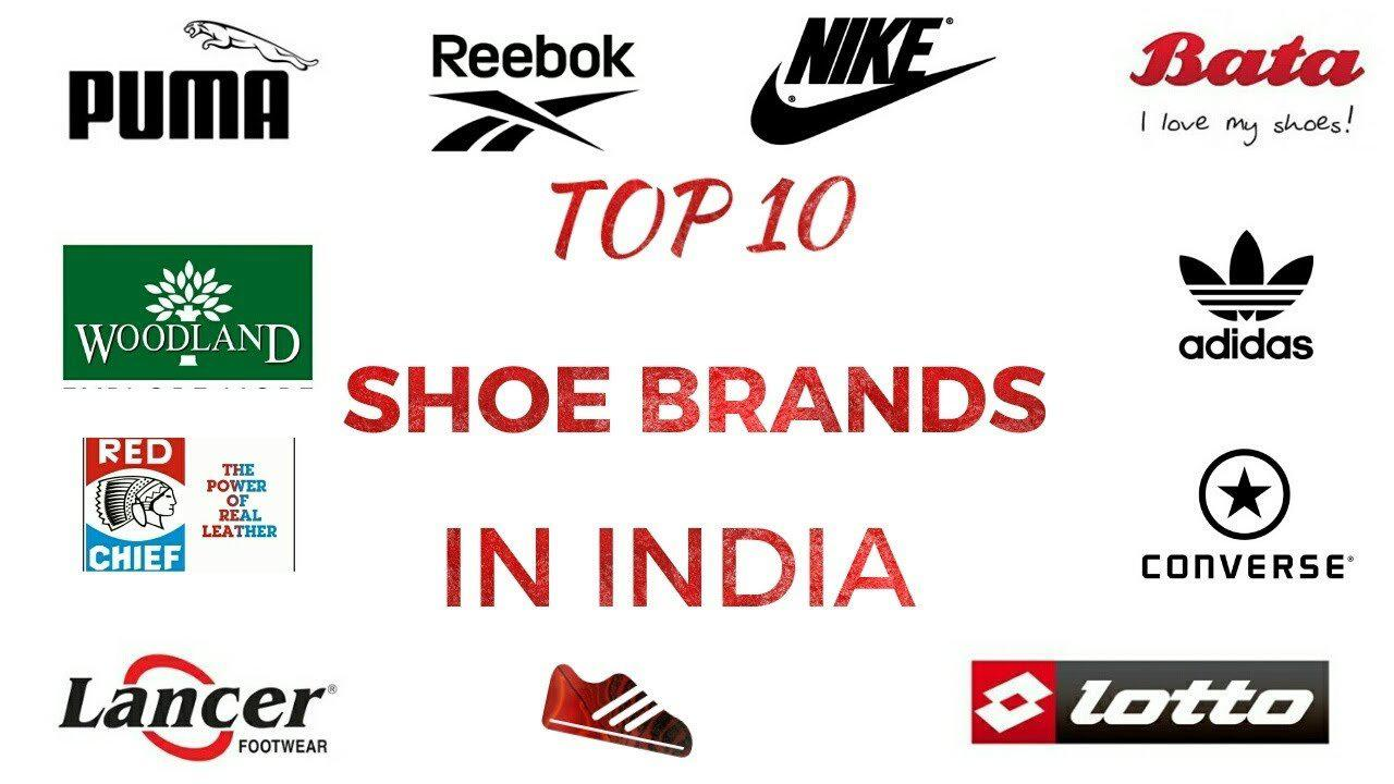 shoe brands in India