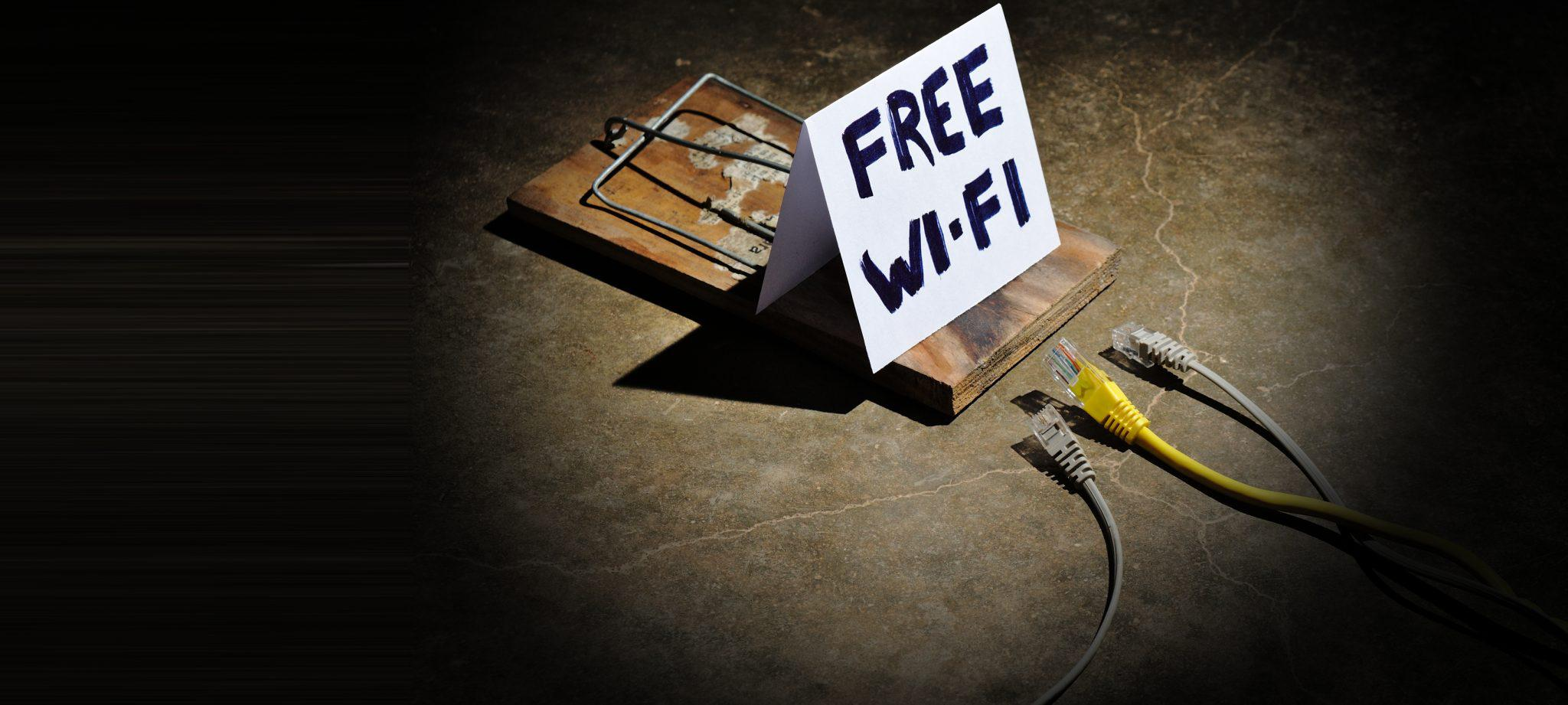 DON'T BE BURNED BY PUBLIC WIFI HOTSPOTS: 7 SECURITY TIPS