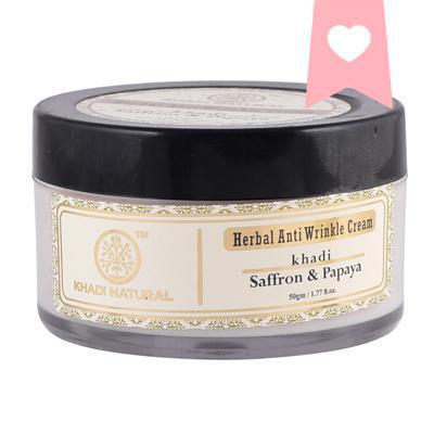 Ayurvedic Saffron Papaya Anti-Wrinkle Cream