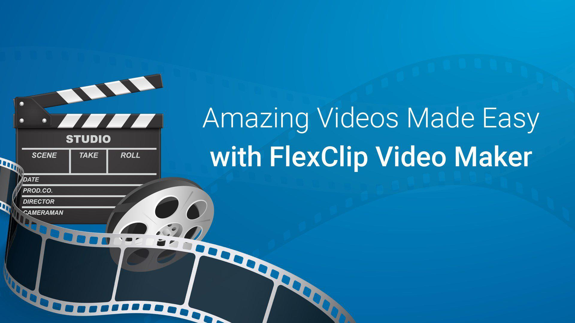 How to Create a Free Video Using FlexClip
