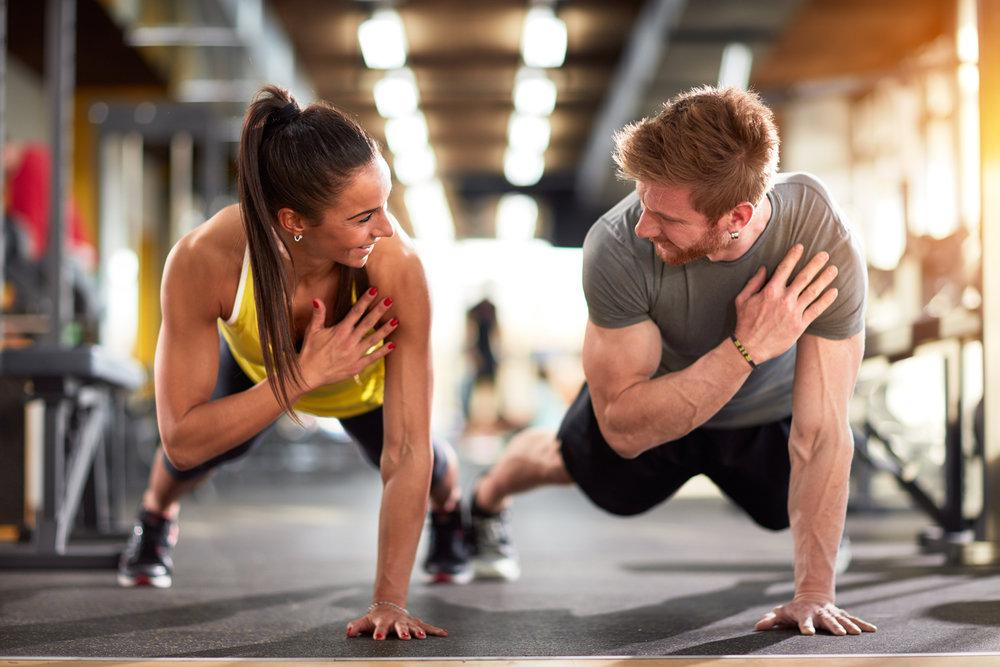 What type of a fitness course should you study to be a personal trainer?