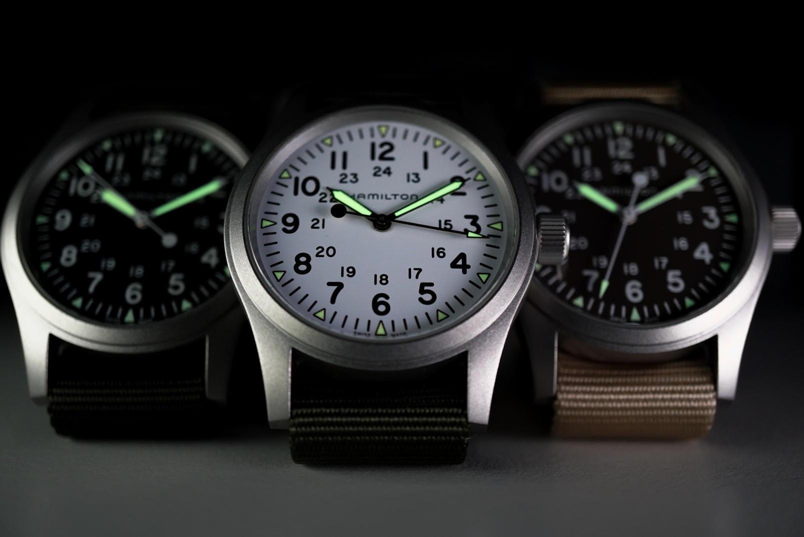 Introduction of Hamilton Khaki Field Watches