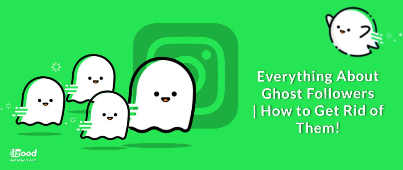 What do Ghost Followers mean on Instagram?