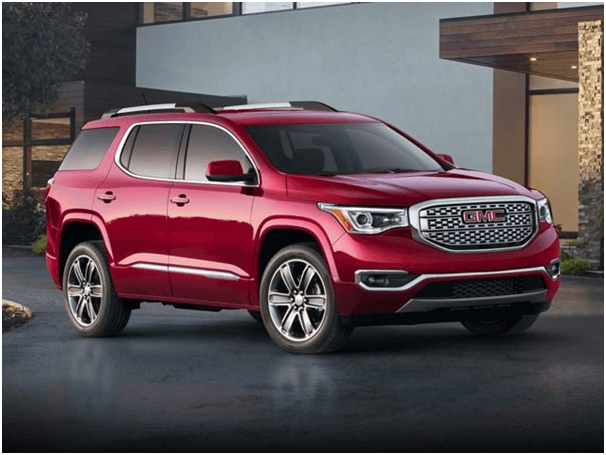 How Has GMC Equipped the 2019 Acadia