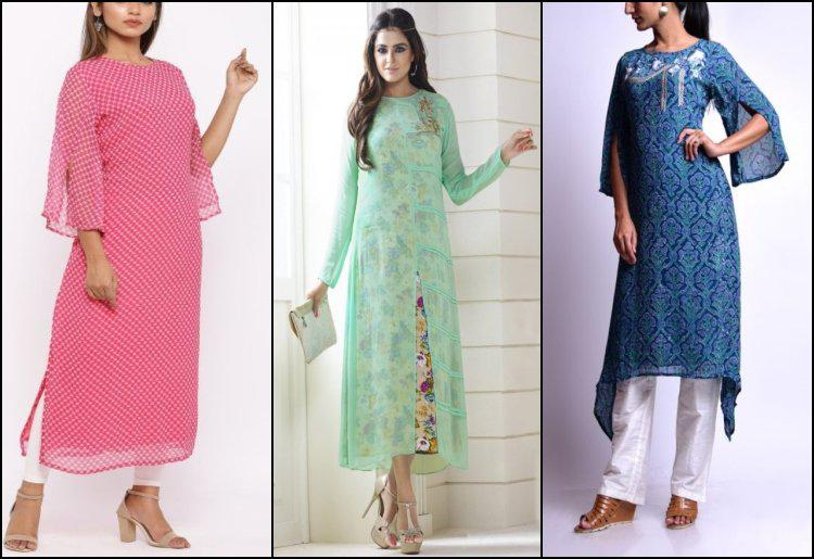 Kurti Designs & Patterns