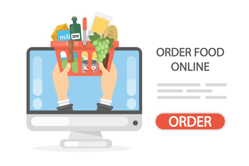 Ordering Food On Railway Apps