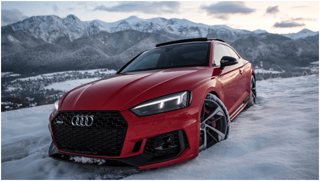 How Luxurious is the New 2019 Audi RS5 Coupe?