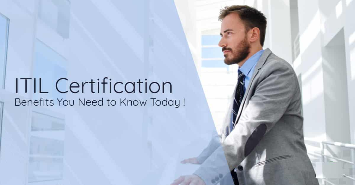 Why the Right Approach Towards ITIL Certification Is Important for IT Professionals?