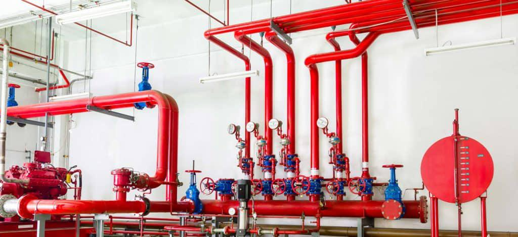 Examining the basics of fire sprinkler systems