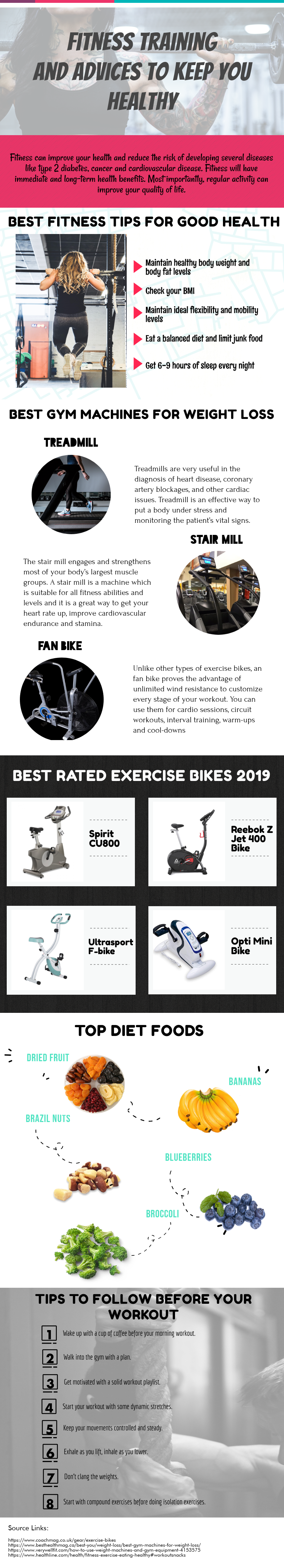 5 Benefits Of Exercise Bike For Health