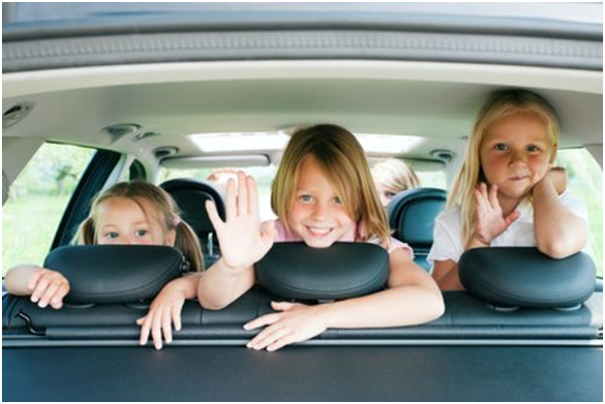 Checklist for a Kid-Safe Vehicle for Carpool