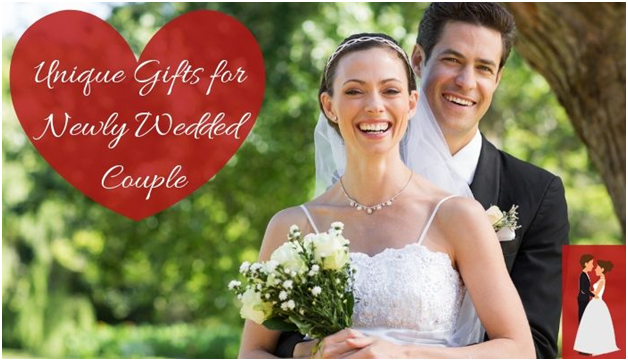Discover the Best and Unique Gifts for Newly Wedded Couple