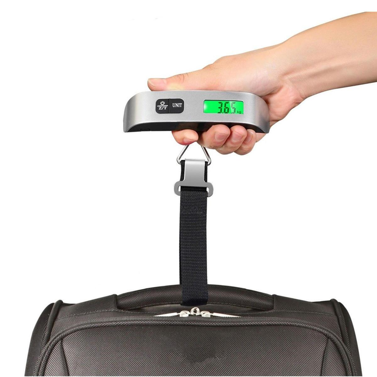 How accurate are handheld luggage scales?