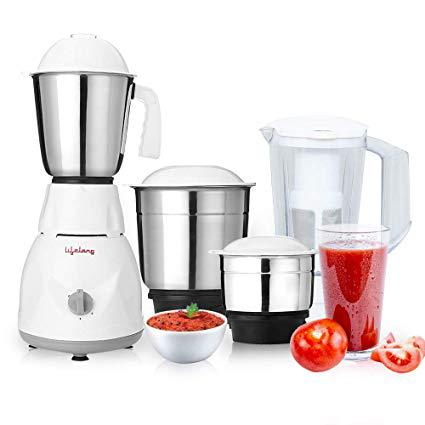 Difference between Mixer Grinder and Blender