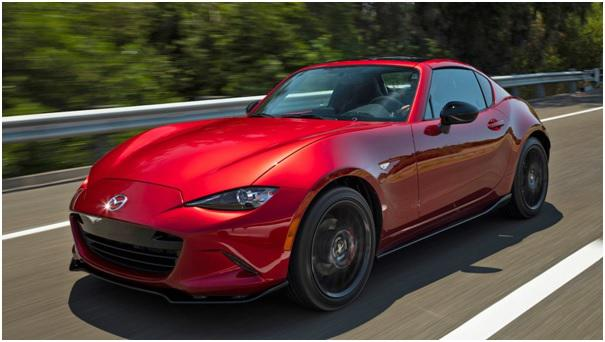 What is Offered in the 2019 Model of Mazda MX-5 Miata