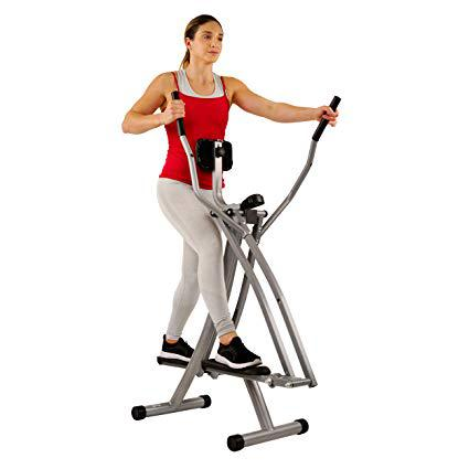 Great Features of the Sunny Health & Fitness Air Walk Trainer Elliptical Machine
