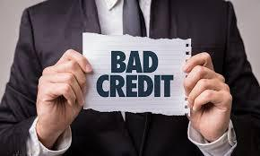 The average interest rate for a car loan with bad credit