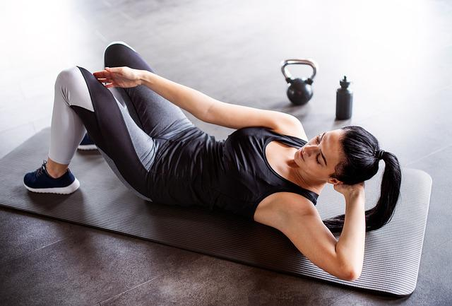 Exercises For Housewives To Stay In Shape