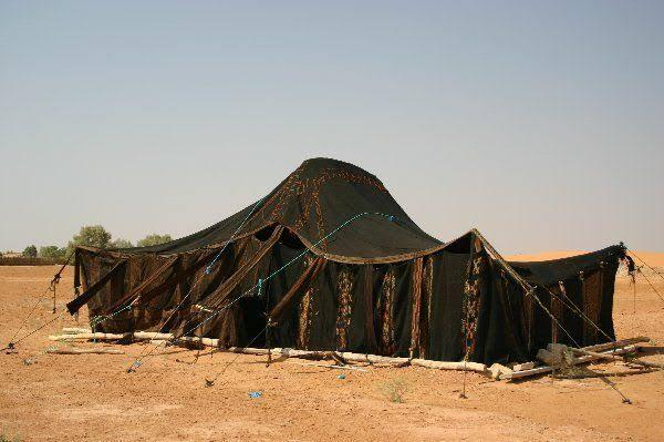 Tents of the Central Asian Nomads