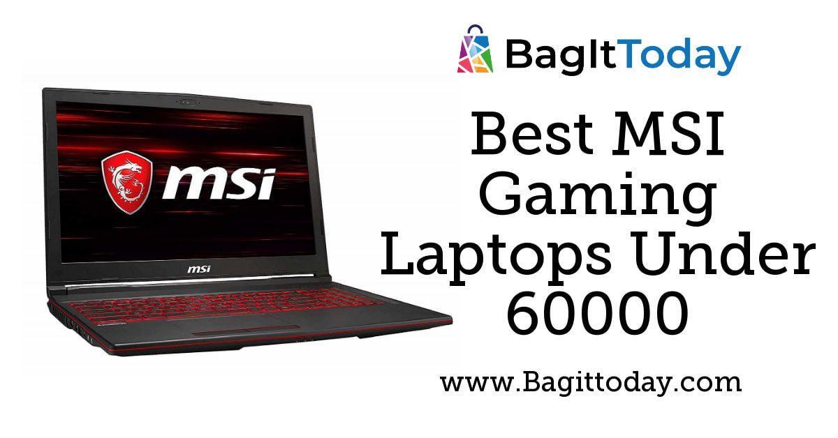 MSI Gaming Laptops LineUp