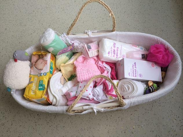 Newborn checklist: Newborn Basics You Need