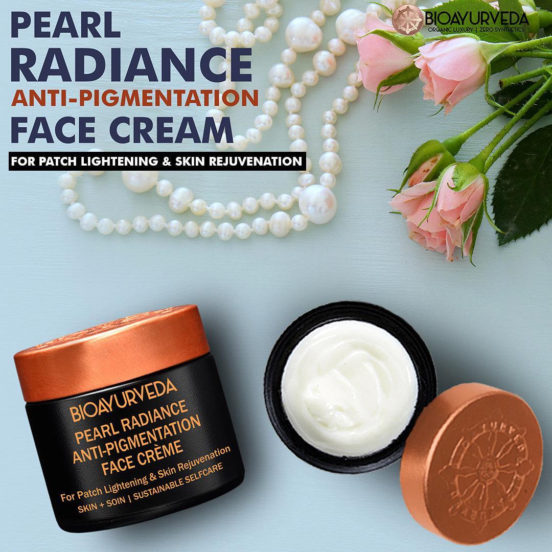 Pearl Face Cream