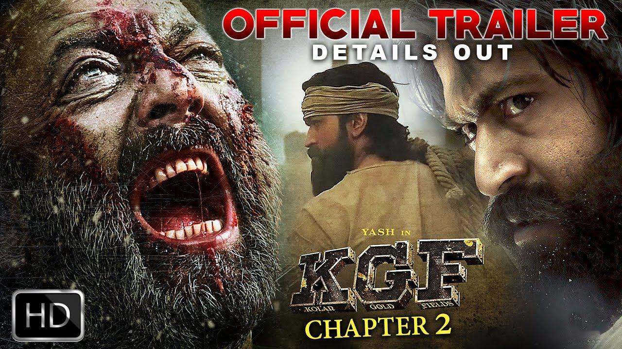 KGF: Chapter 2 Movie Download In HD, 720p