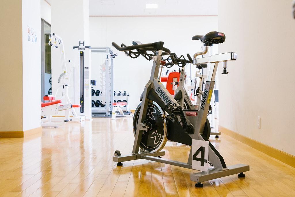 ladies to reduce weight through exercise bikes