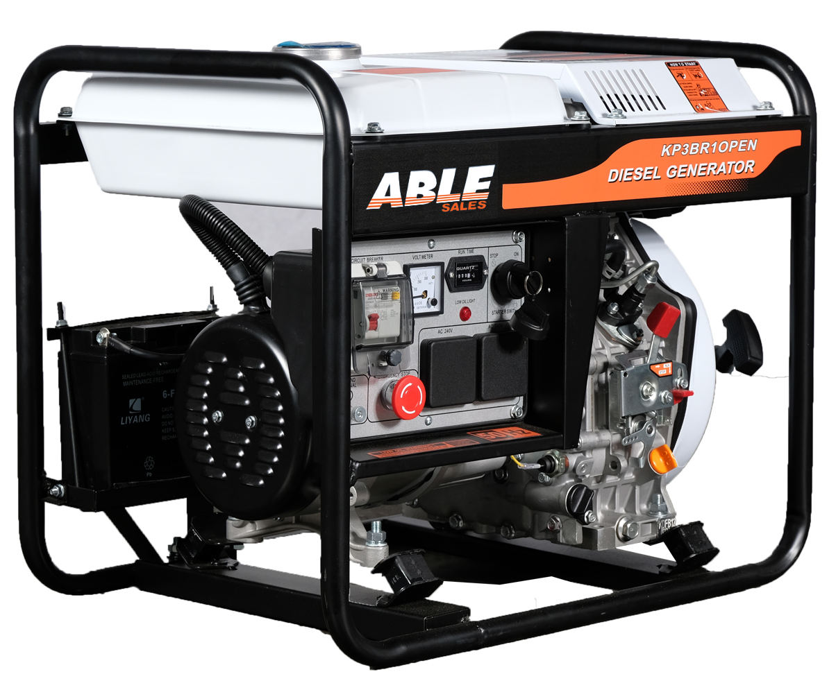 5 Reasons to Invest in a Diesel Generator For Your Home