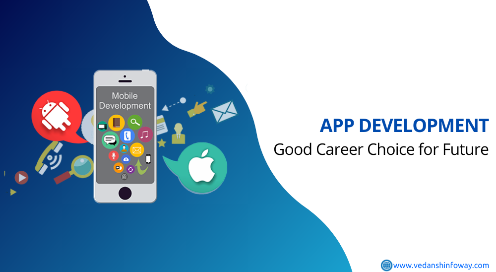 Know Why App Development is a Good Career Choice for Future