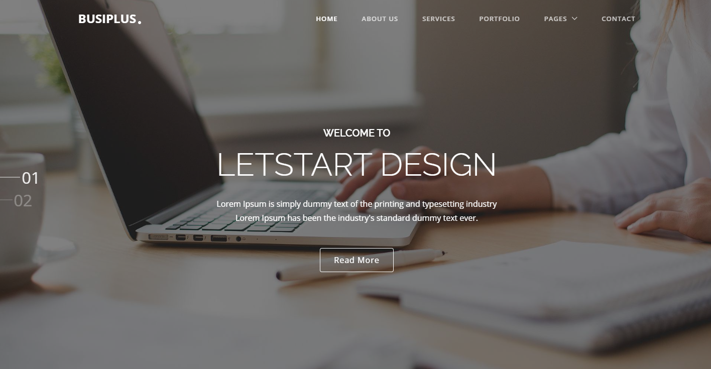 Top Best Bootstrap Templates and Themes For Developers 2020
